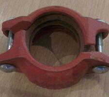 10 X FireLock EZ™ Rigid Coupling -Style 2/60.3 009N  fire sprinkler Mech joint