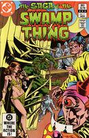 Saga Of The Swamp Thing 7 DC 1982 NM Tom Yeates Phantom Stranger