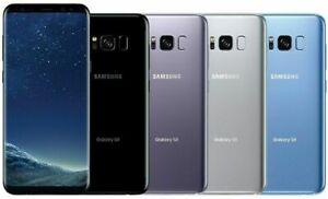 Samsung Galaxy S8 64GB G950 Unlocked 4G/LTE Smartphone - 1 Year Warranty
