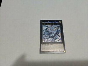 German Yugioh Legendary Dragon Of White NEAR MINT! WSUP-EN051