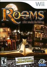 Rooms: The Main Building (Nintendo Wii, 2010)