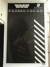 Prometheus movie poster print
