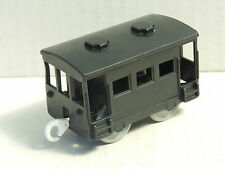 "THOMAS THE TANK ENGINE TOMY/TRACKMASTER ""BLACK BOXCAR "" GC"