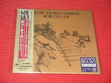 2014 NEW VERSION BOB DYLAN SLOW TRAIN COMING    JAPAN MINI LP Blu-spec CD 2
