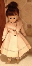 """Vintage Vogue Jill 10"""" Doll 1957 Brunette Blue Eyes Dressed Gorgeous"""