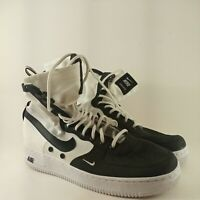 Nike Special Field Air Force 1 Mens Boots White Black Panda 864024 100 Size 8.5