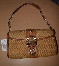Super Cute MICHAEL KORS Santorini Chain Flap Purse Handbag NEW WITH TAGS