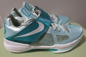 Nike Kevin Durant Zoom KD 4 Easter 473679-301 Basketball Shoes Sneakers Mens 13
