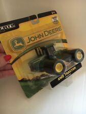Ertl John Deere 4WD Tractor with Triple Wheels Front & Back 37308