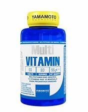 Yamamoto Nutrition Multi VITAMIN integratore multivitaminico, 60 compresse