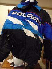 Vintage Polaris Snowmobile Women's Large Thermolite Multi Color Jacket