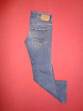 Designer Diesel RYOTH-N 0072J Bootcut - Womens Blue Denim Jeans - W26 L27 - K292