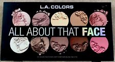 ⭐️ LA Colors Highlight Contour Blush Palette ALL ABOUT THAT FACE - NEW IN BOX ⭐️