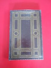 The Strange Case Of Dr. Jekyll And Mr Hyde SEALED Easton Press Leather Book 1980