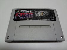 F-Zero Nintendo Super Famicom Japan LOOSE