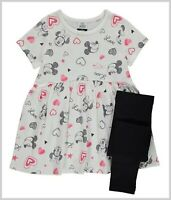 Disney Marie Outfit Top and Leggings  Baby Girl  0-9 months  BNWT