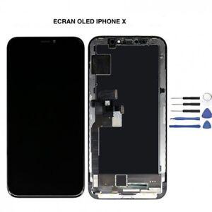 IPHONE X ECRAN OLED AVEC KIT OUTILS COMPLET