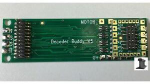 NixTrainz Decoder Buddy ~ New Version 5 ~ 12 Outputs 21 Pin Decoders ~ NixTrains