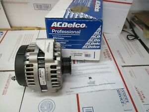 ACDELCO PROFESSIONAL REMANUFACTURED ALTERNATOR 334-2529A  FAST/FREE SHIPPING