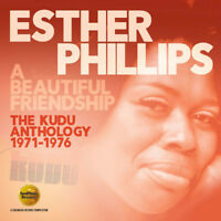 Esther Phillips : A Beautiful Friendship: The Kudo Anthology 1971-1976 CD 2