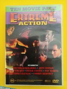 EXTREME ACTION - TEN MOVIE PACK