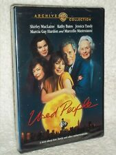 Used People (DVD, 2019) NEW Marcello Mastroianni Shirley MacLaine Kathy Bates
