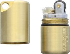 Maratac Small Rev 2 Lighter Brass BRASS LIGHTER REV 2 SMALL