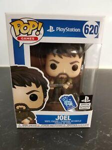 Joel Miller #620 édition limitée - The Last Of Us - FUNKO POP! Envoi rapide ⚡