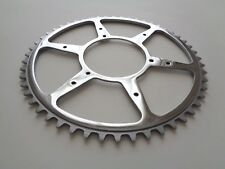 """*NOS Vintage 1950s Williams 52T 1/8"""" double adapter steel chainring*"""