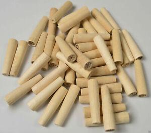 Hard Wooden Barrel Pegs Hardwood Spiles Non Porous Cask Closures FSC Certified