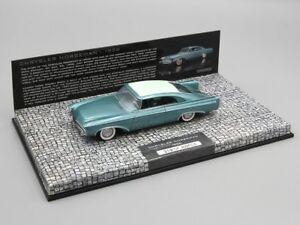 MINICHAMPS 1:43  Chrysler Norseman 1956 blue/green