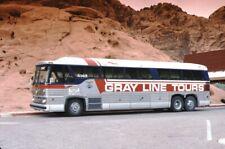 Gray Line Tours Mci bus original Slide
