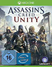 Assassin's Creed Unity - Xbox One Spiel Key Download Code [DE] [Worldwide]