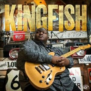 """CHRISTONE """"KINGFISH"""" INGRAM - KINGFISH NEW CD"""