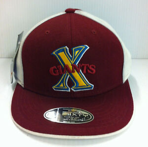 Cuban X-Giants - Negro League Fitted Hat  - 360 Rotating Bill