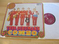 LP Theo Schumann Combo Same Brockenhexe  Vinyl Schallplatte  AMIGA DDR 8 55 200