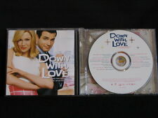 Down With Love. Film Soundtrack. Compact Disc. 2003. Made In Australia