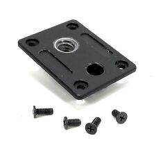 Sony DSR-PD150 PD150 DSR-PD170 PD170 Repair Part Tripod Mount Plate Screws Used
