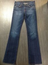 We the People Blue  Low Distressed Sz 26 blue jeans