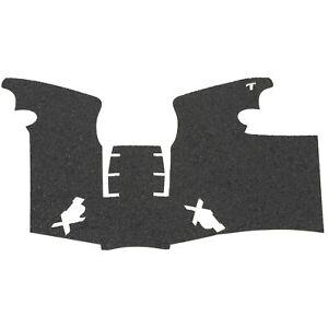 TALON Rubber Adhesive Grip Fits Springfield XDM Full Size 9mm / .40 Black  205R