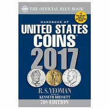 HANDBOOK OF UNITED STATES COINS 2017