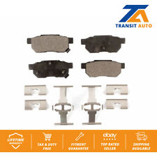 Disc Brake Pad Set-RS Semi-Metallic Pads Rear RS PARTS RSD537MH