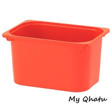 IKEA TROFAST Storage Box Orange for TROFAST frames  NEW