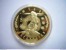 Médaille pièce souvenir Impératrice Elisabeth Autriche Sissi Kaiserin Elisabeth