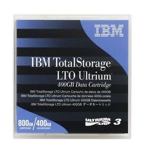 IBM 24R1922 LTO Ultrium 3 Single Data Cartridge 400GB/800GB  NEW 100% Certified