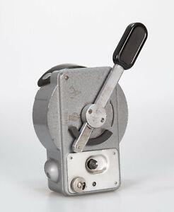 VEB Pentacon Pentaflex AK16 Federwerkmotor