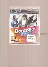 DANCE STAR PARTY  !!! Un Jeu Hyper Fun sur PS3 Move : Jeu NEUF Blister