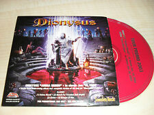 Dionysus - Axxis Split CD / Tour Promo 2003