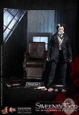 1/6 Scale Sweeney Todd The Demon Barber of Fleet Street Hot Toys