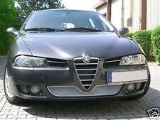TUNING f. Stoßstange Alfa Romeo 156 Facelift Renngitter für Frontschürze Mk2